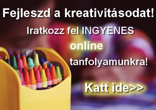 Légy te is kreatívabb!
