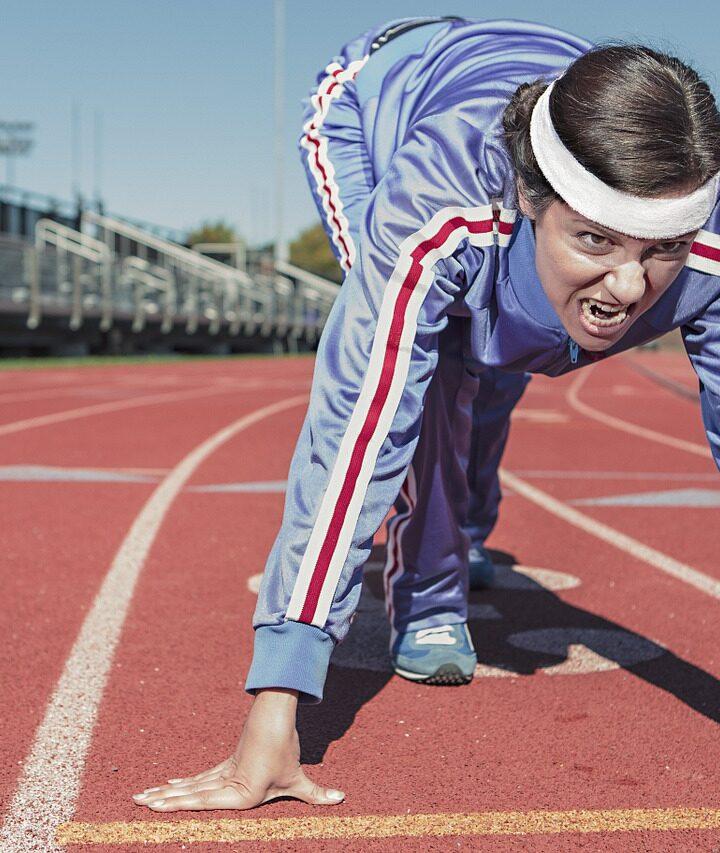 Evés és semmittevés? – Miért dönts a sport mellett?