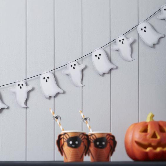 Halloween-i szellemgirland