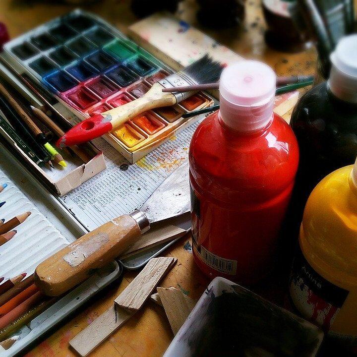 Minden gyerek kreatív? Hogyan segítsd, hogy kreatív legyen?